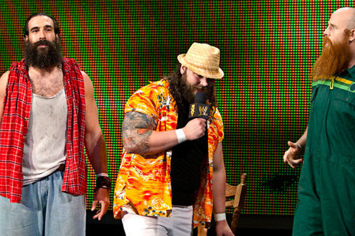 Introducing the Wyatt Family: WWE's Newest Additions to the Main Roster