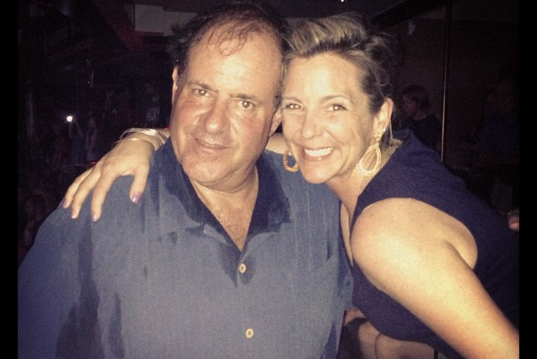 Sweaty Chris Berman Is as Sweaty as You Might Imagine