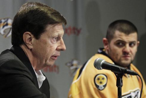 Predators Shopping No. 4 Pick in 2013 NHL Early Entry Draft