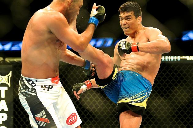 Report: Lyoto Machida Expected to Take on Phil Davis at UFC 163 in Brazil