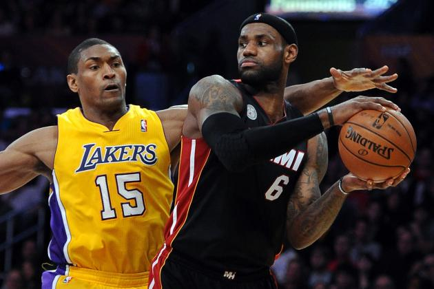 Los Angeles Lakers: Could the Lakers Sign LeBron James in 2014?