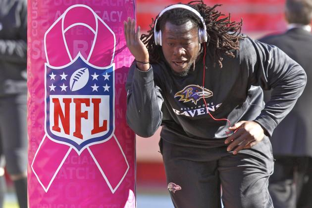 Should the Baltimore Ravens Be Worried About Courtney Upshaw?