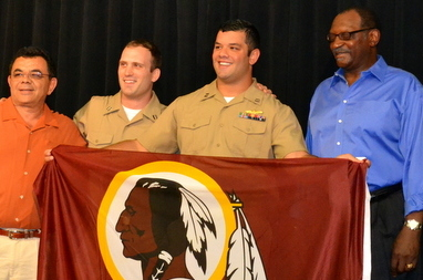 Eric Kettani Promoted To Navy Lieutenant