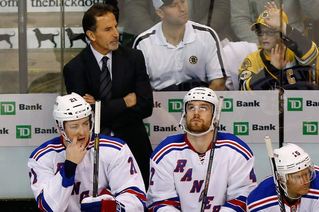 The Media Seem Pleased That John Tortorella Was Fired