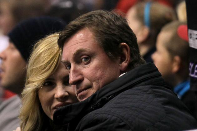 Wayne Gretzky Believes It's 'Very Unlikely' He'll Be NY Rangers Head Coach