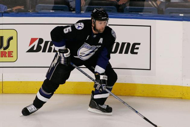 Ohlund Injury Situation Awkward for Lightning
