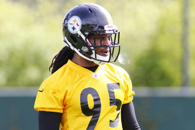 Steelers Sign First-Round Pick Jarvis Jones