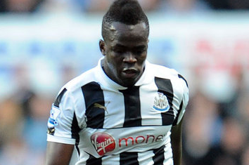 Newcastles Cheick Tiote Happy in the Premier League and Not Planning Move