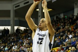 Former Utah State Aggie Bair Signs Letter of Intent to Play for Westminster