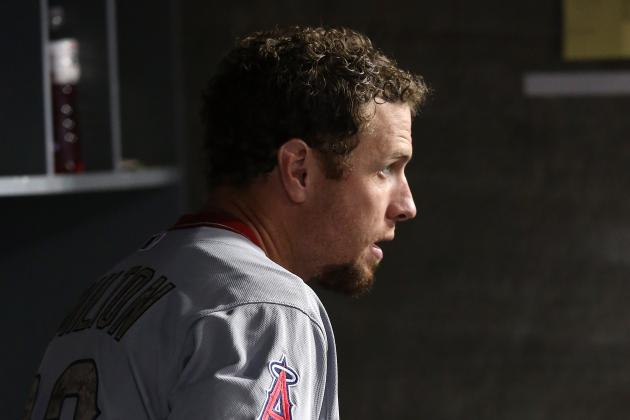 Josh Hamilton Out Tonight vs. Astros