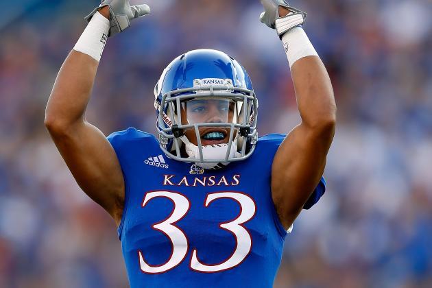 Tyler Patmon Profile: University of Kansas Official Athletic Site