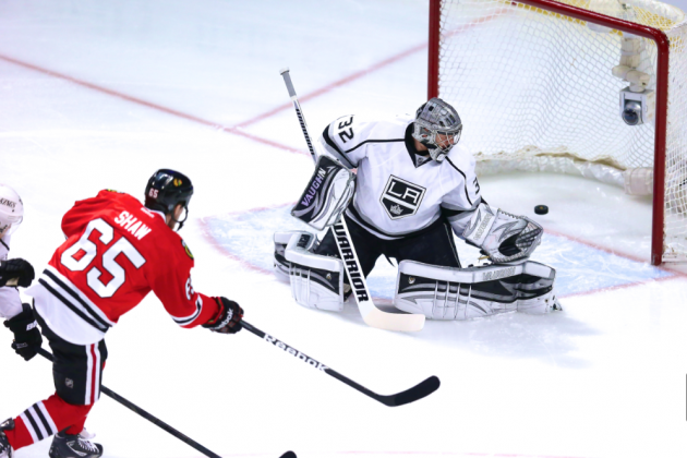 Blackhawks vs. Kings: How Chicago Has Solved the Jonathan Quick Riddle