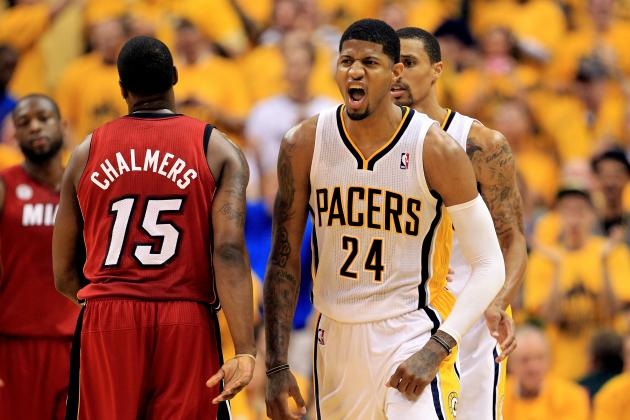 Would Paul George Become a Top 3 Small Forward If the Indiana Pacers Win Game 7?