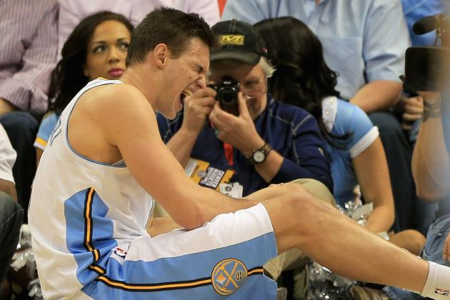Danilo Gallinari to Have Surgery, Hopes to Return for Nuggets in February