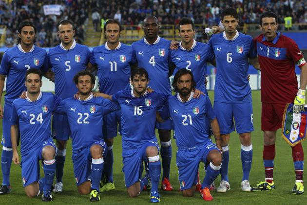 FIFA Confederations Cup: What to Expect from Italy