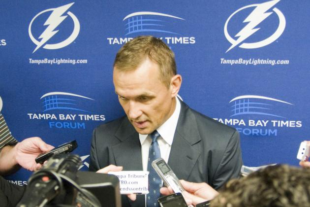 Bowness on GM Yzerman: 'I Do Believe He's Going to Build a Winner'