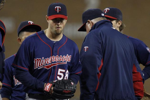 The Twins' Rotation: Historically Inept at Striking out Hitters