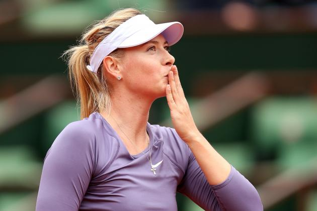 French Open 2013: Has Maria Sharapova Become the Forgotten Woman?