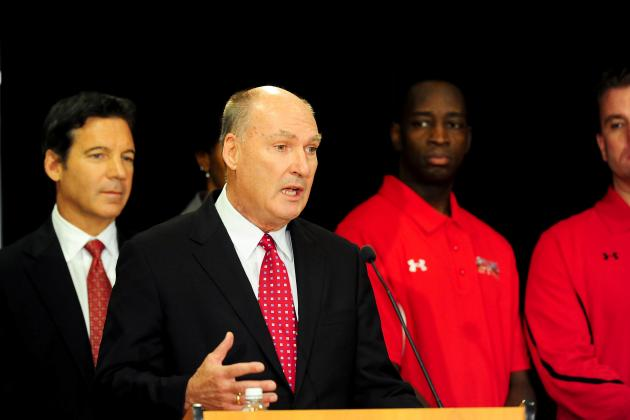 Delany: 'Rutgers Will Be a Member of the Big Ten'