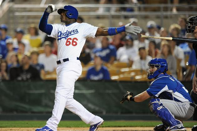 Yasiel Puig to Bat Leadoff