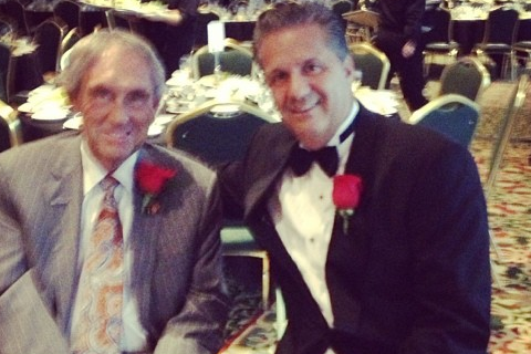 Great Coaches John Calipari and Eddie Sutton