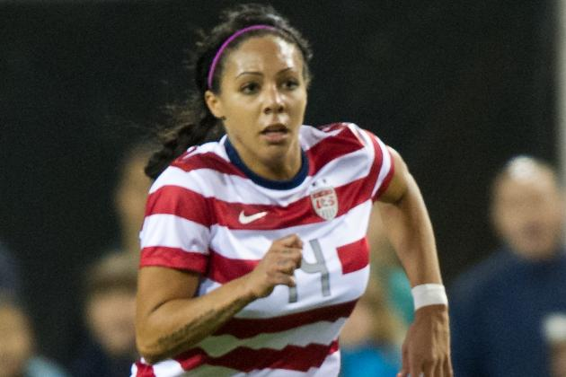 Canadian Fans Yelled Racial Slurs, Sydney Leroux Says