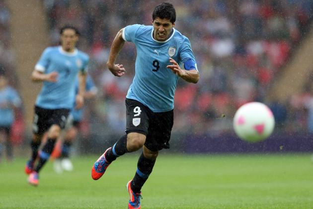 Luis Suarez Must Have Monster 2013 Confederations Cup Performance