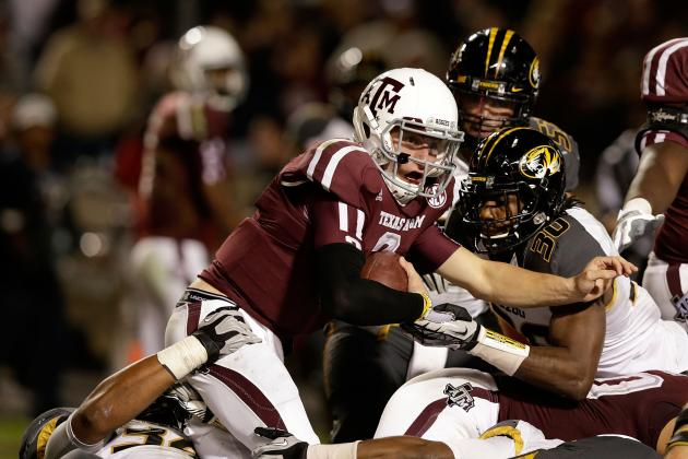 Texas A&M Football: Potential Trap Games Aggies Must Win in 2013