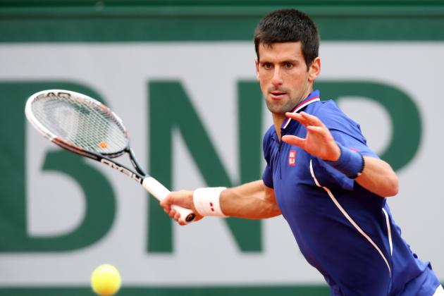 Why Novak Djokovic Is the Safest Bet to Win the 2013 French Open
