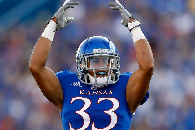 Former KU Cornerback Tyler Patmon to Play for Oklahoma State