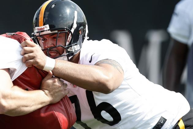 Police: Arrest Made in Steelers OL Mike Adams Stabbing