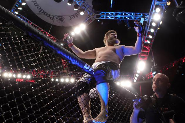 Stop with the Silly Talk: Roy Nelson Isn't Going Anywhere