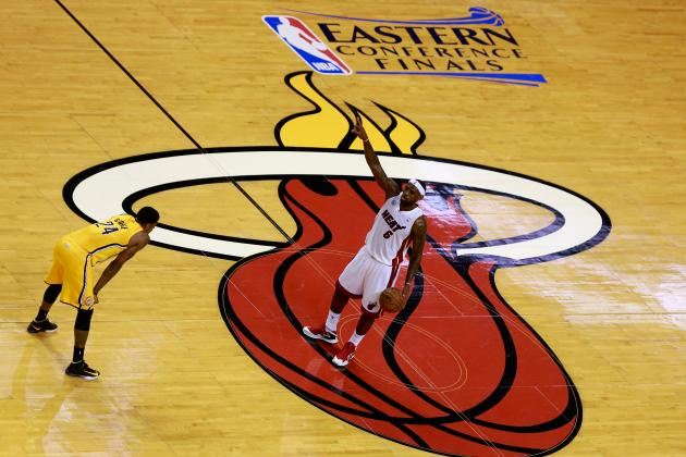 Watch LeBron James' Highlight-Reel Dunks in Game 7 Showdown