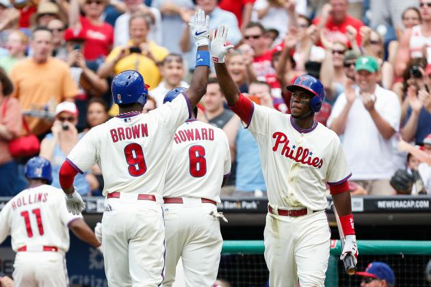 Phillies 7, Marlins 2