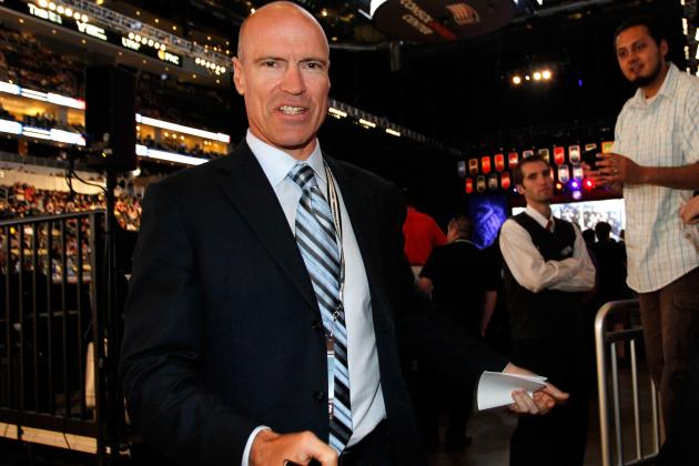 Is Mark Messier the Right Fit for the New York Rangers' Head-Coaching Job?