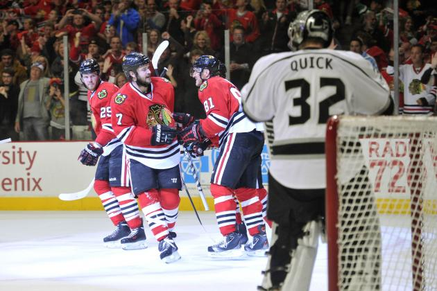 Blackhawks vs. Kings: How the Kings Can Come Back in Game 3 of the Series