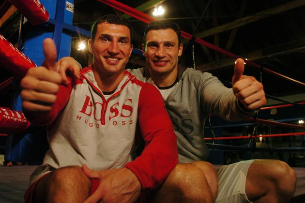 Where Do the Klitschko Brothers Rank Among All-Time Great Heavyweights?