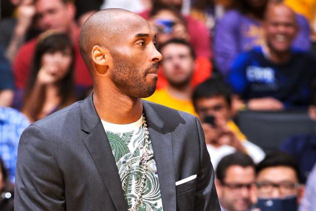 Kobe Bryant Targets 2013 Season Opener for Return from Achilles Tear