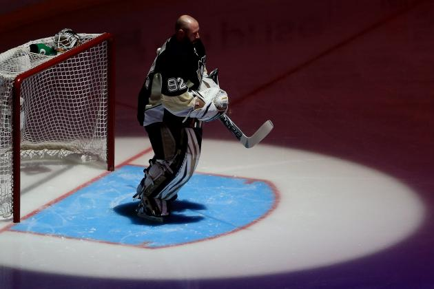 Penguins vs. Bruins: Pittsburgh Should Start Tomas Vokoun in Game 3