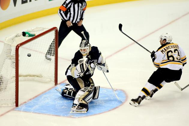 Bruins vs. Penguins: Can 2 Games Make a Stanley Cup Favorite?