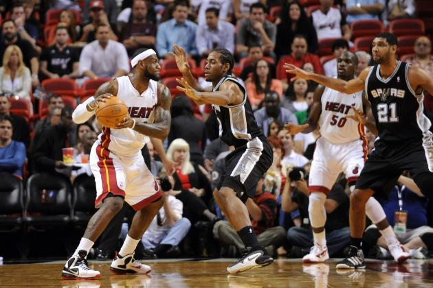 Spurs vs Heat: Role Players Who Will Be Biggest X-Factors