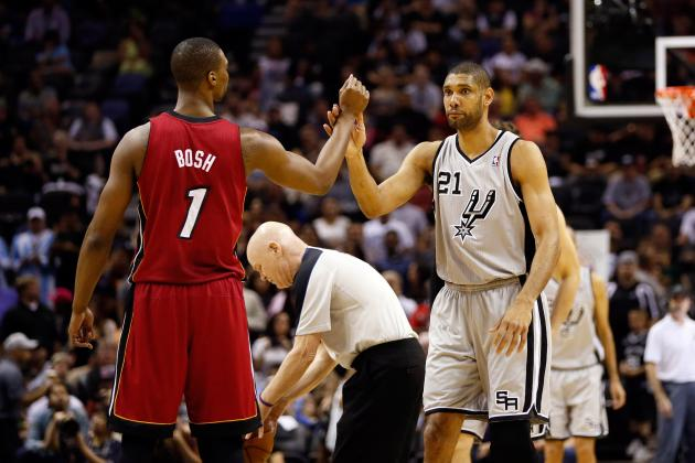 Miami Heat vs. San Antonio Spurs: Each Team's Recipe to Win NBA Championship