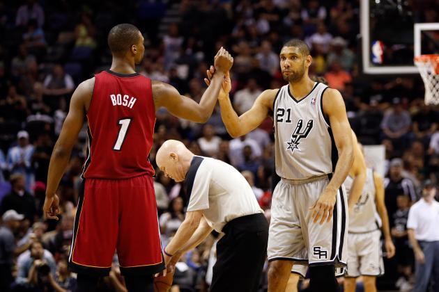 Miami Heat vs. San Antonio Spurs: Each Team's Recipe to Win NBA Championship