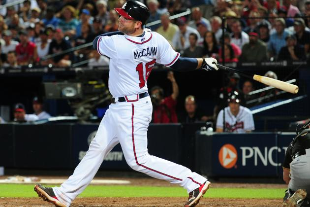 McCann Collects 1,000th Hit
