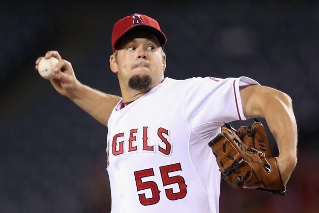 Scioscia: Blanton 'Was Great Tonight'