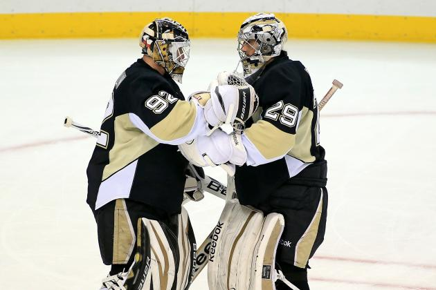 Goalie Dilemma Looms Large for Penguins