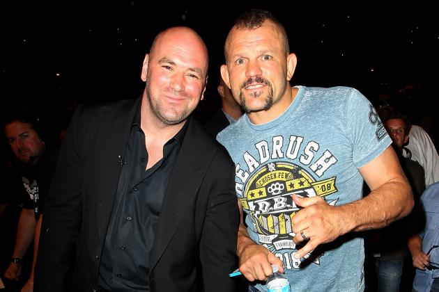 UFC: Chuck Liddell Talks What Led to His Retirement
