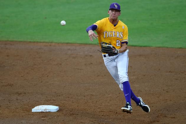 JaCoby Jones: Prospect Profile for Pittsburgh Pirates' 3rd-Round Pick