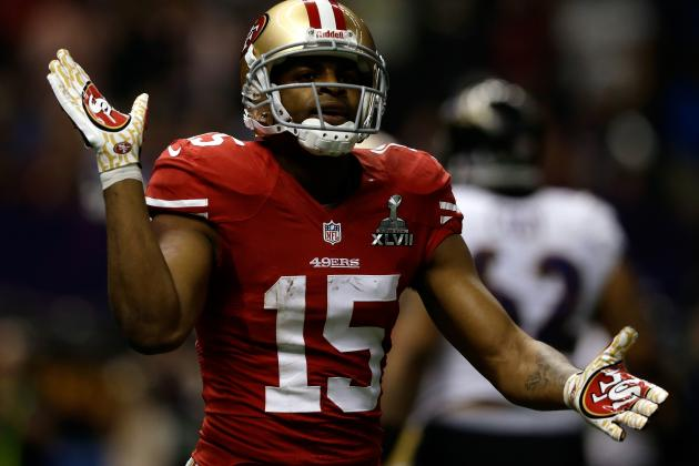 Time for 49ers' Crabtree to Get to Work