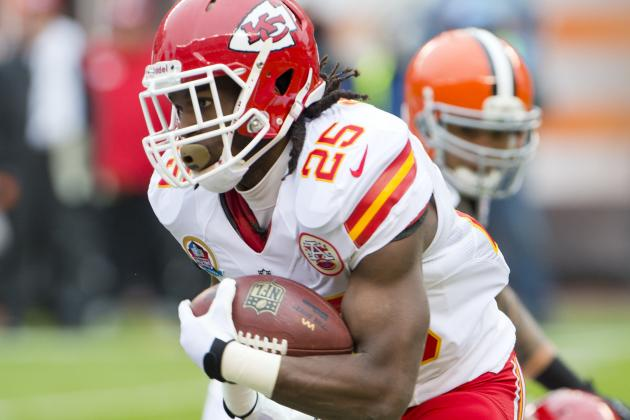 Jamaal Charles: He's Here, There and Everywhere in Chiefs' New Offense